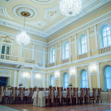 Svadobná výzdoba Dôstojnícky pavilón Komárno