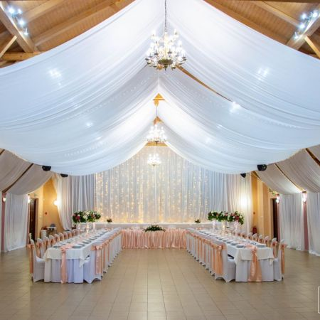 Svadobná výzdoba Šipošové Kračany Kultúrny Dom