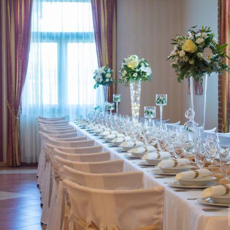 Svadobná výzdoba Hotel Tevel, Sládkovičovo