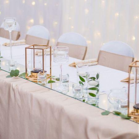 Svadobná výzdoba Kultúrny dom Zlaté Klasy