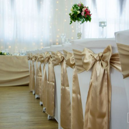 Svadobná výzdoba kultúrny dom Horné Janíky