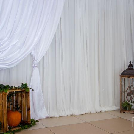 Svadobná výzdoba kultrúrny dom Trhová Hradská
