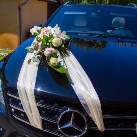 Svadobná výzdoba Ister Jelka