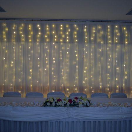 Svadobná výzdoba TP Hotel Družba