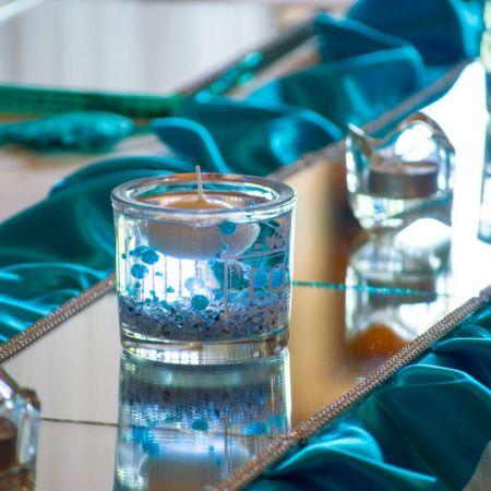 Svadobná výzdoba Reštaurácia Trófea